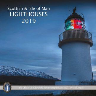 Cover of Lighthouse Calendar 2019