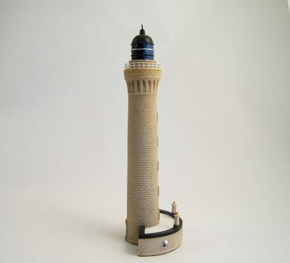 A view of Ardnamurchan lighthouse model