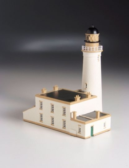 Photo of Turnberry Lighthouse model