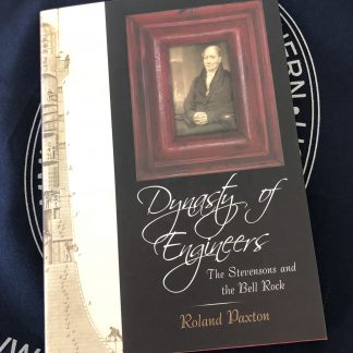 hard back book by Roland Paxton called the dynasty of engineers