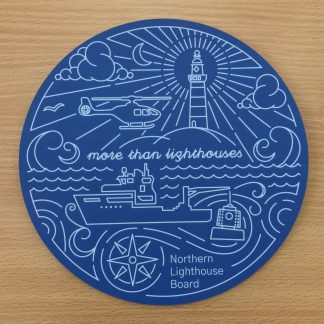 round mousemat