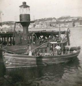 Ship Berneray