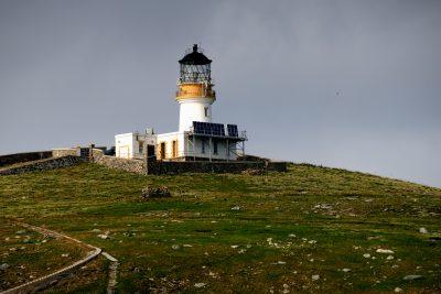 Flannan Isle Lighthouse
