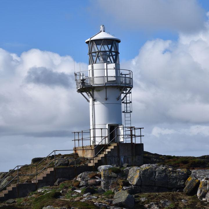 Haskeir lighthouse