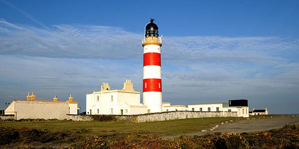 Lighthouse - Isle of Man
