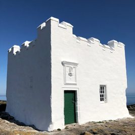 Isle of May Beacon
