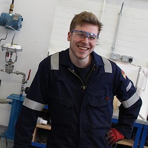 Lachlan apprentices