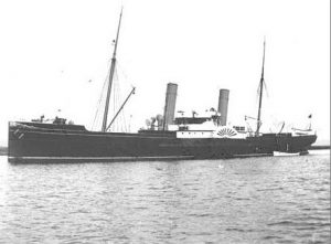 Ship Pharos VI