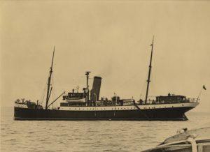 Ship Pharos VII