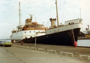 Ship Pharos VIII