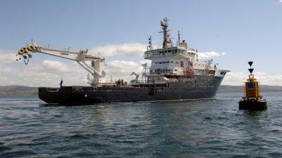Pharos and buoy
