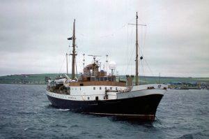 Ship Pole Star III