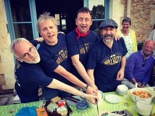 The Walnuts band