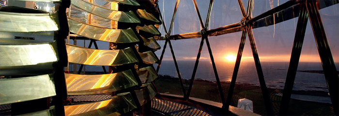Lighthouse lens