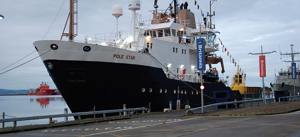 Polestar ship