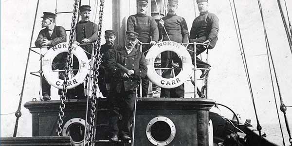 Ships history